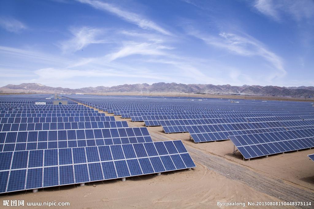 太陽能光伏電站