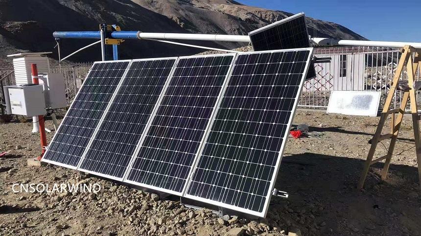 西藏太陽能供電