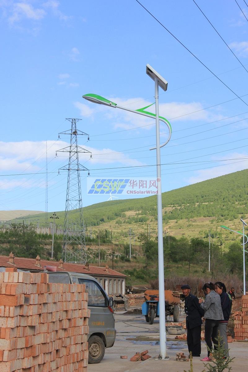 崇禮太陽能路燈