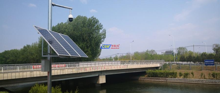 监控太阳能供电系统