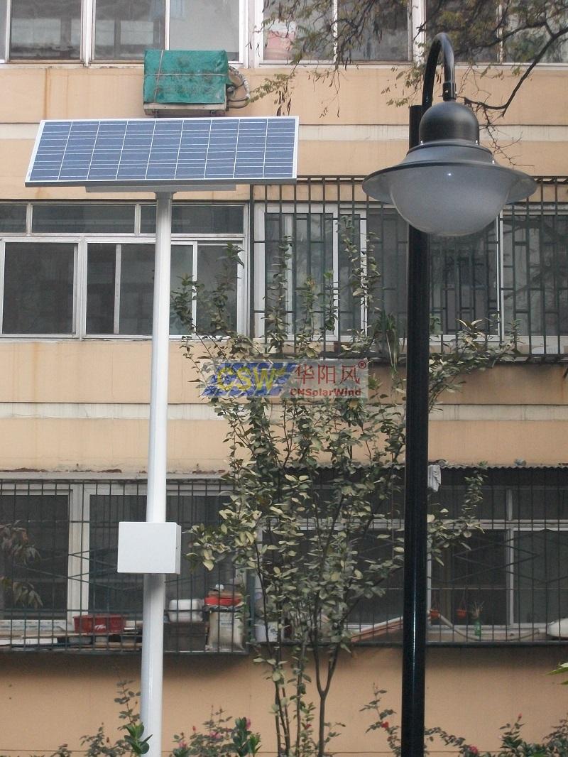 太陽能路燈照明