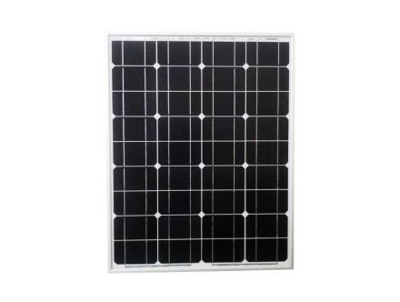 CSW-SM-50Wp单晶硅太阳能电池板