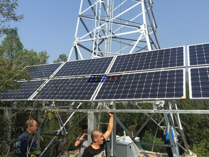 云南太阳能监控系统,太阳能森林防火