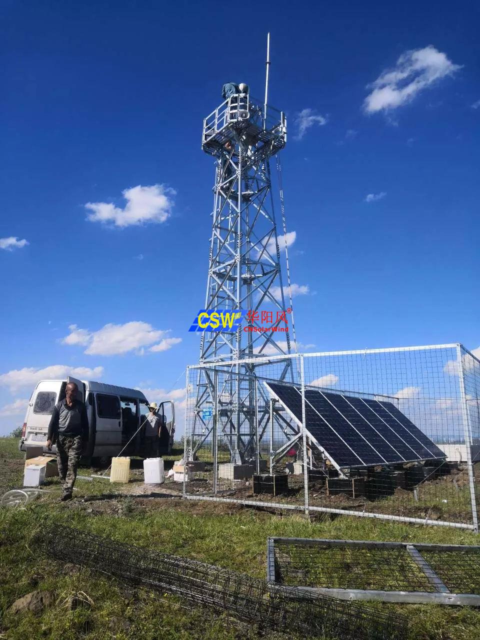 草原防火太阳能电源公司