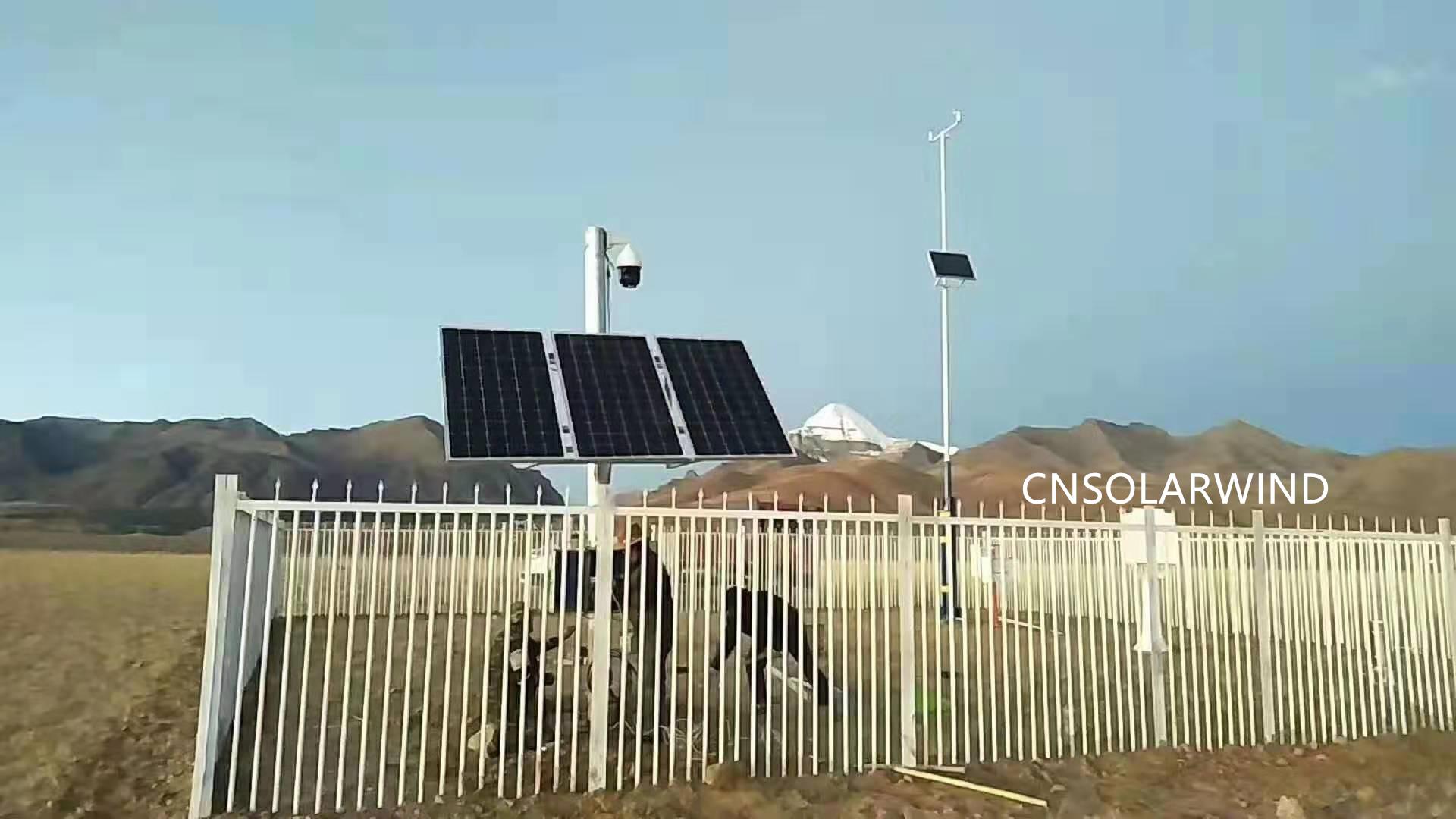 珠峰太陽能
