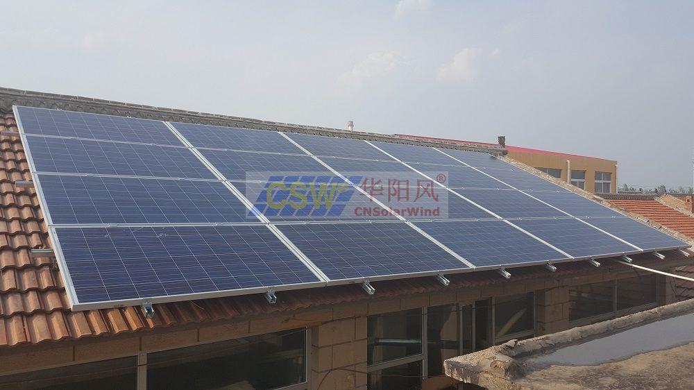 太陽能光伏發電