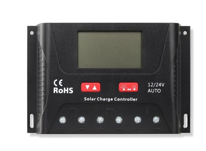 SWRT30/40/50/60B太阳能控制器
