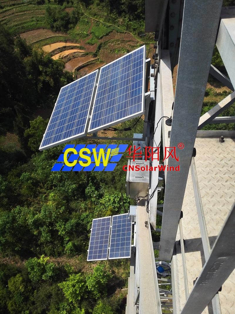電力在線監測太陽能