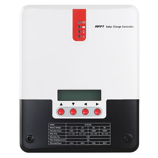 SWML2440/4830MPPT太阳能控制器