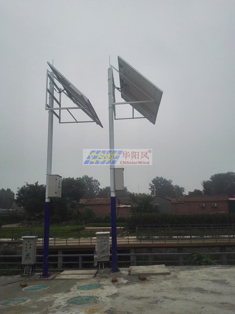 太陽能污水處理