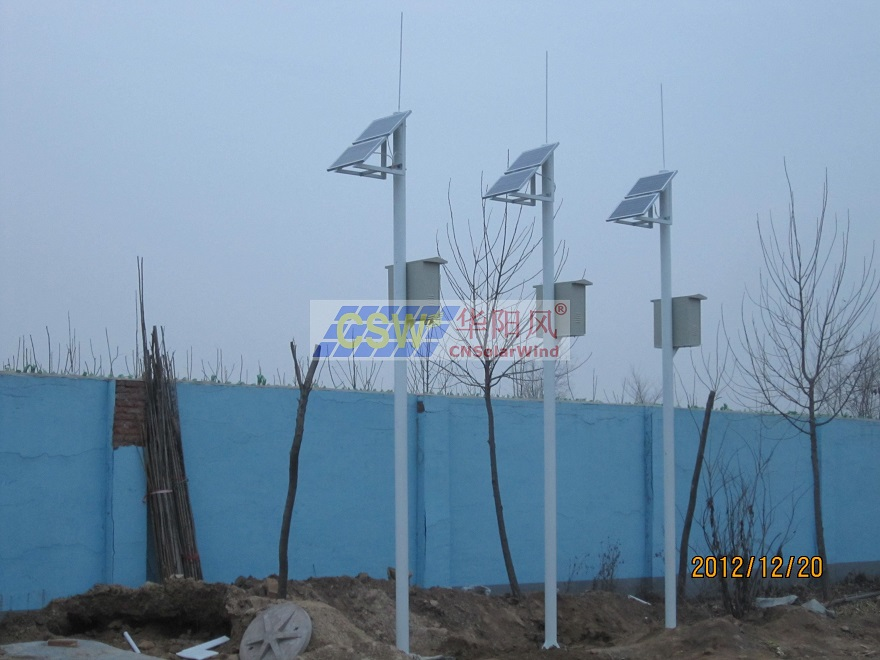 太阳能监测供电系统,北京太阳能发电