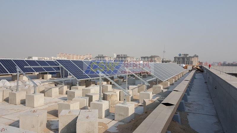 華陽風太陽能光伏發電